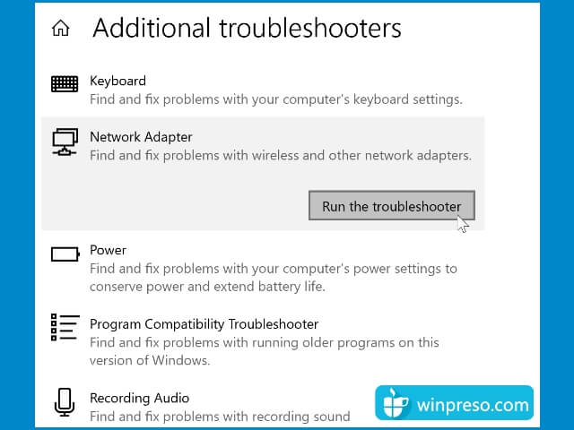 windows 10 cant connect to this network 13