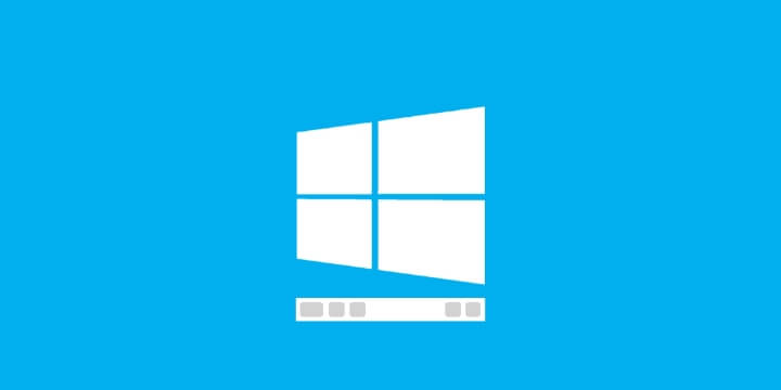 cara setting taskbar windows 10