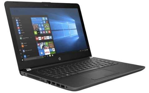 HP Notebook 14 bw017au