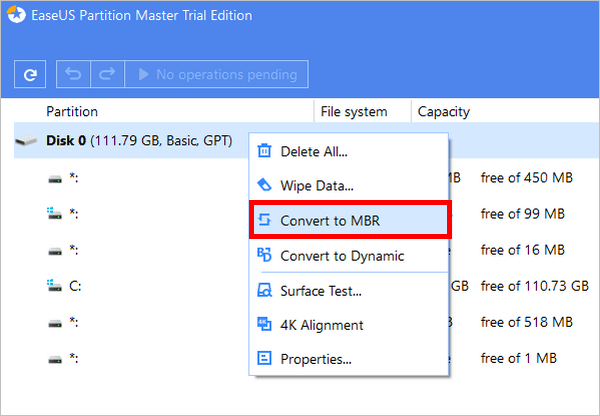 mengatasi windows cannot be installed on this disk1